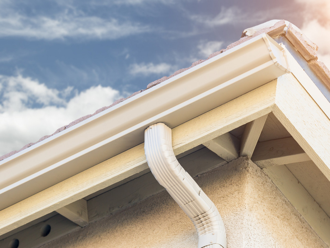 Don't hesitate to get your gutters cleaned, repaired or replaced